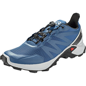 Salomon Supercross Chaussures Homme, poseidon/pearl blue/black